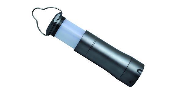 baladeo Taskelampe Lanterne 3W Roc Campingbelysning grå